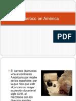 El Barroco en Am Rica