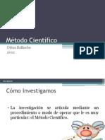Metodo cientifico-DIBG