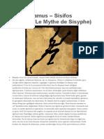 Albert Camus – Sisifos Söyleni (Le Mythe de Sisyphe)
