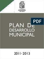 Plan de Desarrollo Municipal 2011-2013