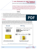 Whitepaper Alien Technology the Art and Science of Tag Design V1.0