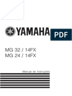 MIX Yamaha Mg32 14fx Pt