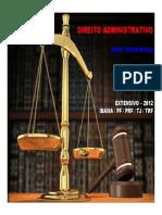 Slides - Aula 1-Direito Administrativo