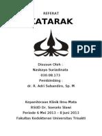 Referat Katarak