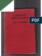 Scientific Self Defence W E Fairbairn 1931