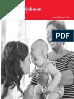 2012 Johnson Johnson Annual Report Full Report 030613