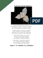 Poemas a Los Simbolos Patrios de Guatemala