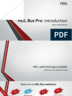 HDLBusPro english webinar