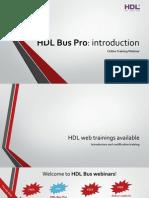 HDLBusPro english webinar