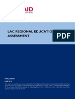 LAC regional Education Policy Assessment