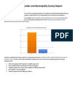 EI Provider Survey Report