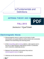 Antenna Theory  and Design Slides 1