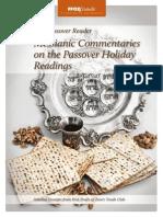 Passover Reader