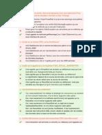 Questionnaires à choix multiples-test5-niveau moyen-cor