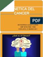 Genetica Del Cancer