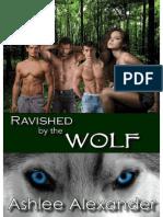 152653150 Ravished by the Wolf Alpha Male Succub Alexander Ashlee