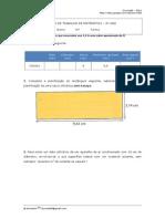 6 T6 F39 Perim Area Circulo b)