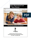 Colorado's Homeschool Law Turns Twenty