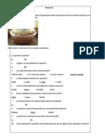 Encuesta Cupcakes