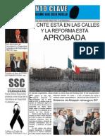 Diario Punto Clave Segunda Edición