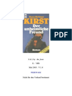 Kirst, Hans Hellmut - Der Unheimliche Freund