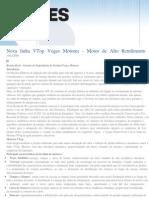VOGES - MOTOR REFRIGERADO A ÁGUA
