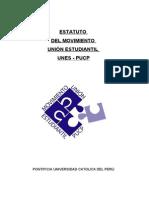 2.1. Estatuto Unión Estudiantil (UNES)