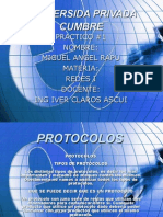 Power Point Protocolos