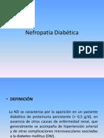 Nefropatía Diabética expo