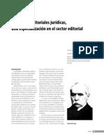María Julia Arcioni - Librerías y editoriales jurídicas