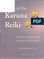 The Book on Karuna Reiki Advance Healing