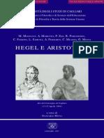 Movia, Giancarlo - Mignucci, Mario (Ed), Hegel e Aristotele - Atti Del Convegno Di Cagliari, 1995
