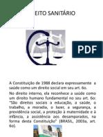 Aula 02 - DIREITO SANITÁRIO