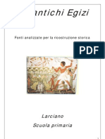 Doc. 4 - Larciano Fonti Analizzate Percorso Sc. Prim.