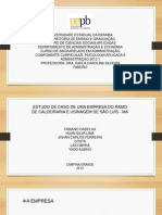 Estudo de Caso - Slides PPT