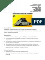Mision y Vision VW