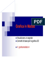 Grafica in Matlab