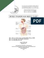 Buku Skill Lab Mahasiswa Blok Digestif 2013