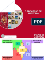 Processo de Auditoria - EUCATEX
