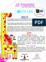 Math Lab Brouchure