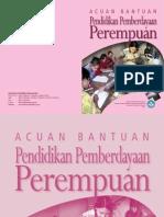Acuan Bantuan Pemberdayaan Perempuan 2009
