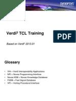 Verdi TCL Training