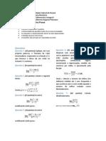 Prova 1 de Cálculo I - Engenharia Mecânica UFPR