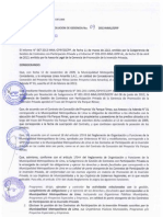 Resolucion de Gerencia 09 2013 MML GPIP