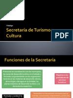 Secretaría de Turismo y Cultura