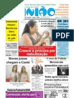 2009.06.25 - Dnit libera recurso para projeto do novo traçado - Jornal Opinião