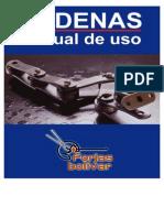 Cadenas Manual