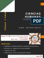 Ciencias Humanas 2013 Segunda Parte