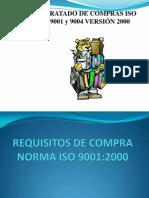 NORMAS ISO MÓDULO DE COMPRAS