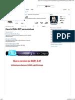 (Aporte) Odin 3.07 Para Windows - Taringa!